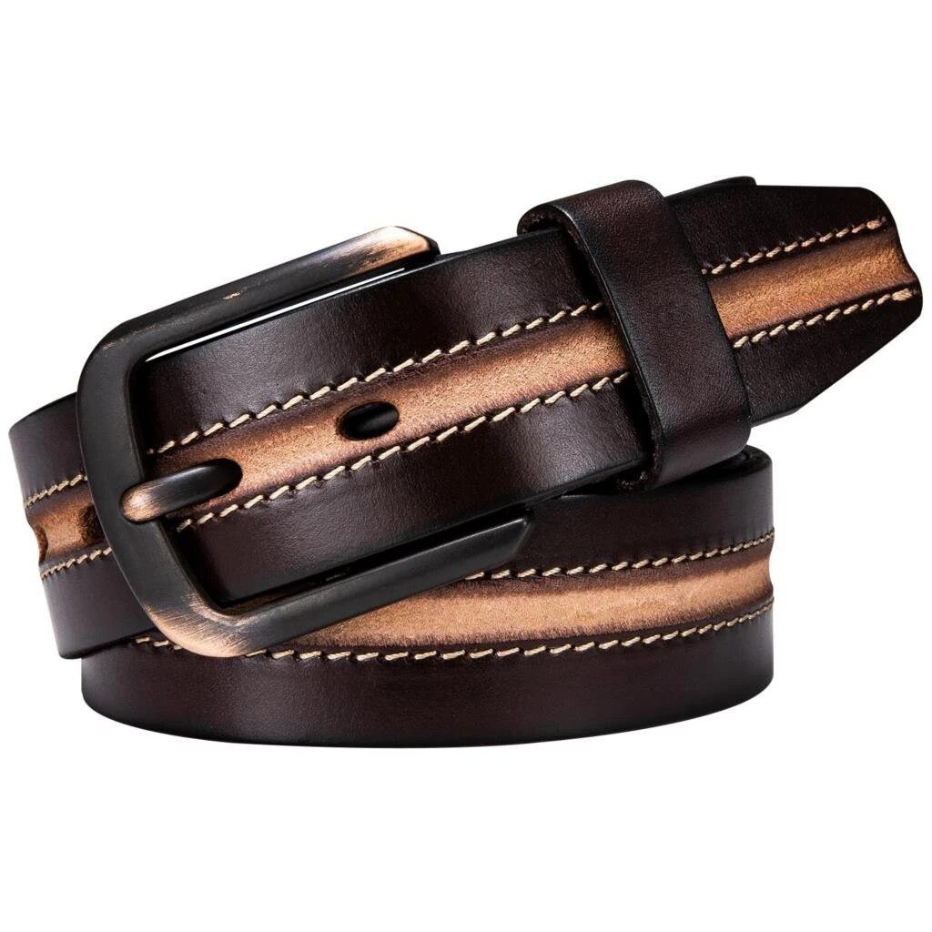 2019 women Men waistband Cow leather strap belt