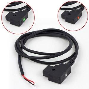 Безопасная обратная защита D-Tap DTAP PTAP источник питания DIY кабель fr 4K камера пленка монитор рекордер разъем Jack Разъем DIY V1.0B