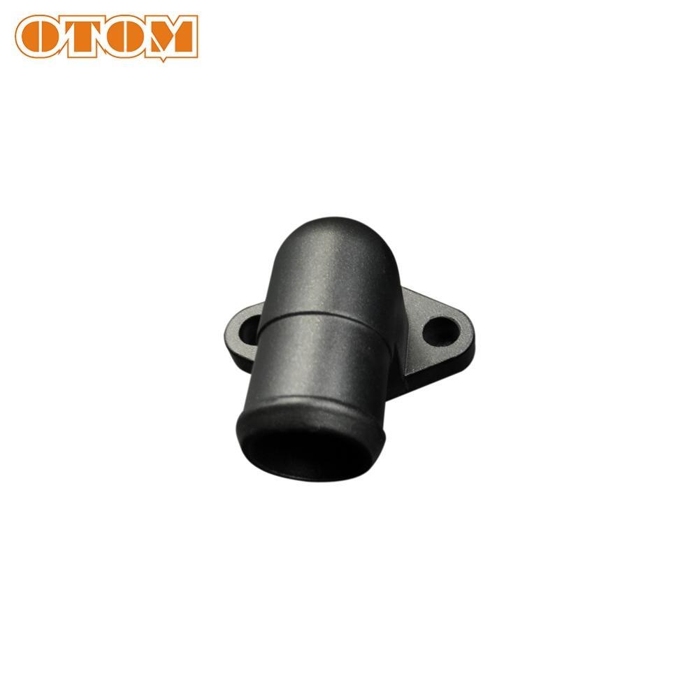 Детали для водяного насоса OTOM NC250, соединитель для двигателя ZONGSHEN, NC Xmotos, KAYO T6, K6, J5, RX3, XZ250R, NC250, NC250CC, для мотоцикла, для мотоцикла