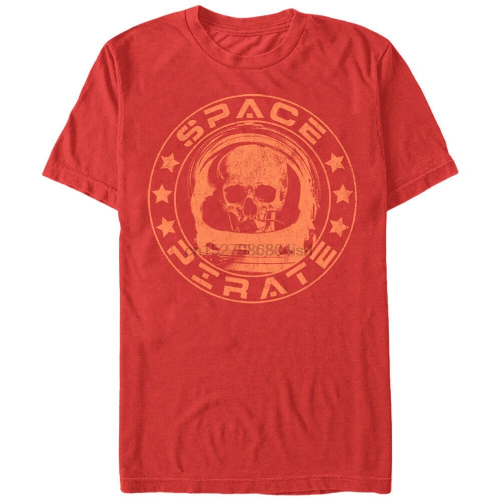 Lost Gods Space Pirate Astronaut Mens Graphic T Shirt