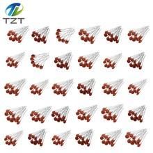 Набор керамических конденсаторов 300 шт./лот, 2pf-0. 1 мкФ, 30 значений * 10 шт., упаковка электронных компонентов, конденсатор, ассорти образцов ком...