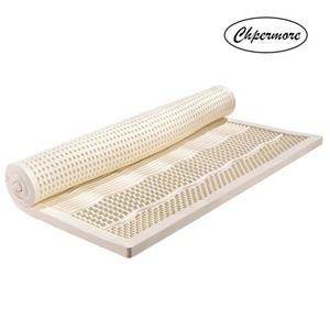 Image 2 - Chpermore Colchones 100% de látex natural, tatami de rebote lento, tamaño familiar, para cama matrimonial, individual y doble