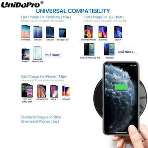 Image 5 - Tề Đảm Bảo 15W Sạc Nhanh Không Dây Cho Doogee S88 Plus / S96 Pro / S90C S68 S90 S95 pro S60 Lite, s70 S80 Lite Sạc
