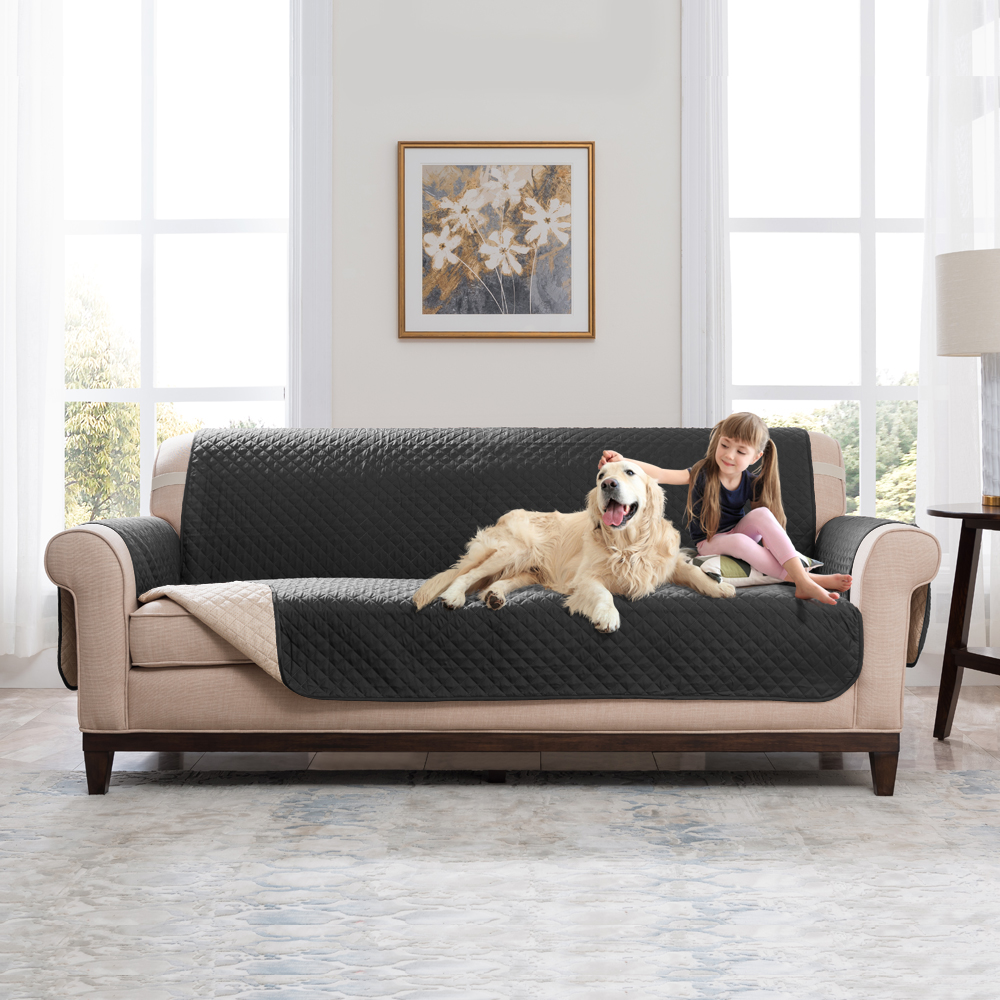 Water Resistance Anti Slip Sectional Sofa Couch Cover Pet Dog Kids Mat Stretch Elastic Recliner Sofa Cover Furniture Protector|Sofa Cover| - AliExpress