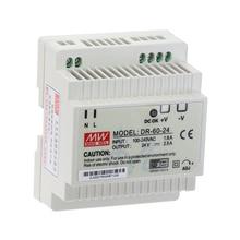 DR 60 60W Single Output 5V 12V 15V 24V Din Rail Switching Power Supply DR 60 5 DR 60 12 DR 60 15 DR 60 24 Power converter