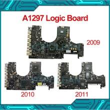 """オリジナルのマザーボードmacbook proの17 """"A1297ロジックボード2009 820 2610 A 2010 820 2849 A 2011 820 2914 A 820 2914 B"""