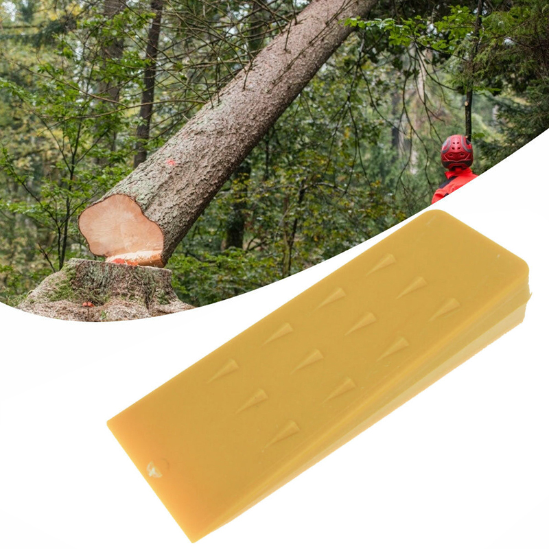 Trimmed Cutters Plastic Chainsaw Tree Felling Wedges Protector Cleaving Tools