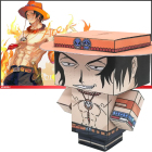One Piece Portgas D ...