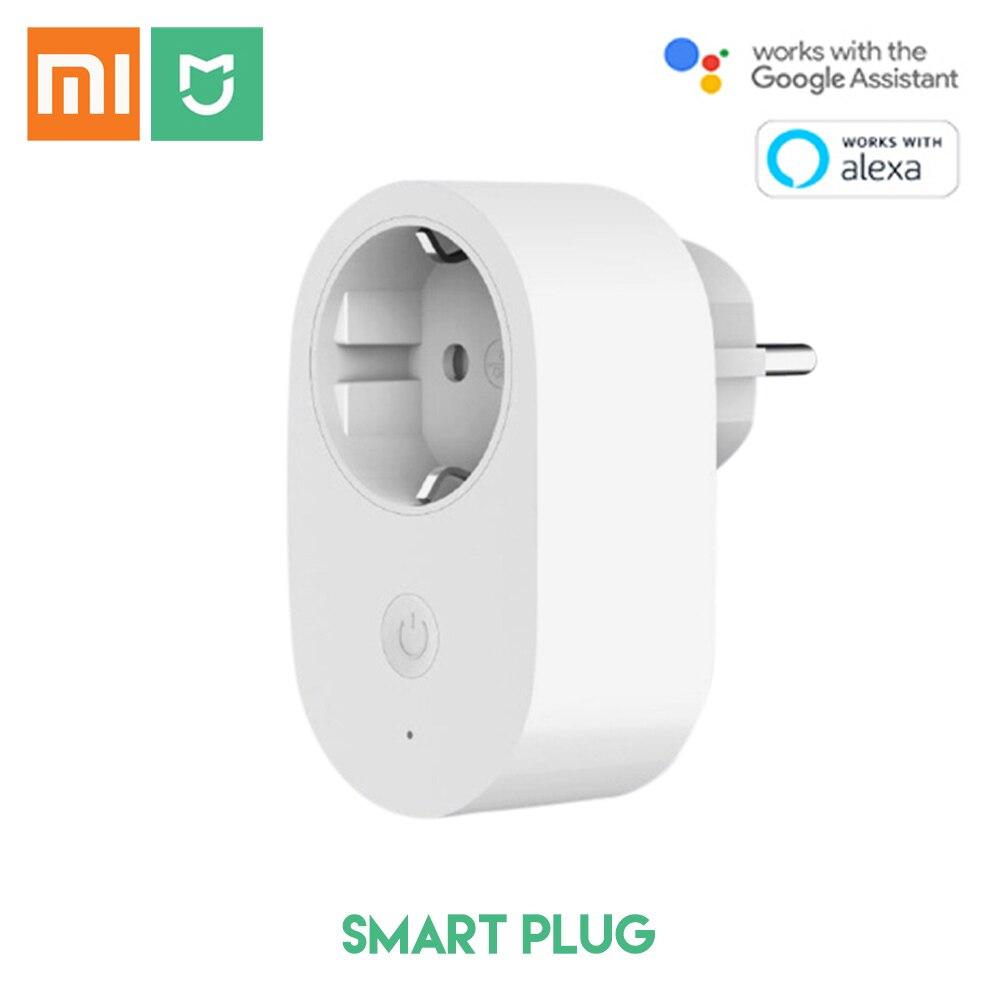 Original Xiaomi Smart Plug WiFi Works With Google Assistant Alexa