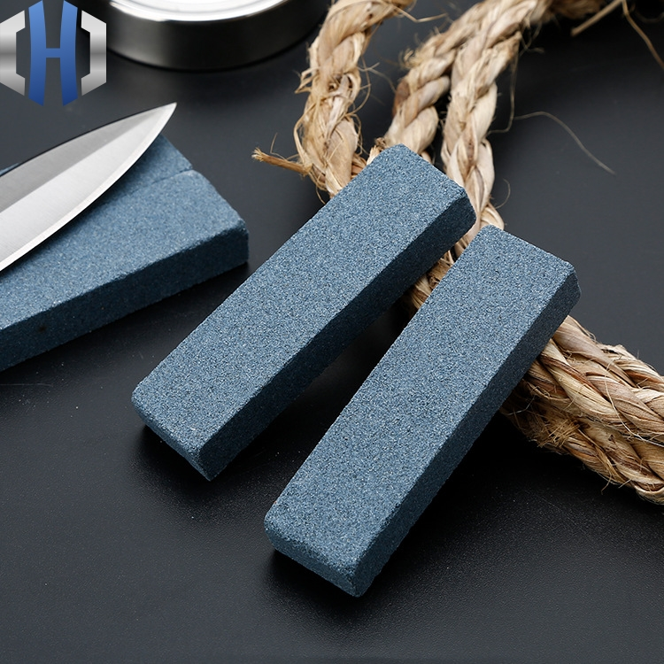 120 Mesh Carrying A Sharpening Stone Outdoors EDC Grinding Block Abrasive Block Sharpening Stone