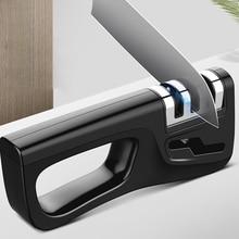 Grinder Knife-Sharpener Professional Scissors Ceramic-Stone Kitchen-Knives Diamond 4-In1