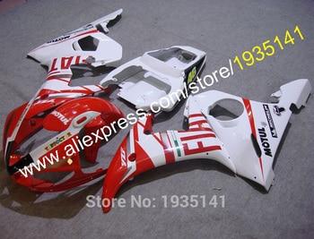 For Yamaha YZFR6 YZF 600 Plastic fairing YZF-R6 2005 05 YZF600  motorbike bodywork YZF R6 YZF-600 (Injection molding)