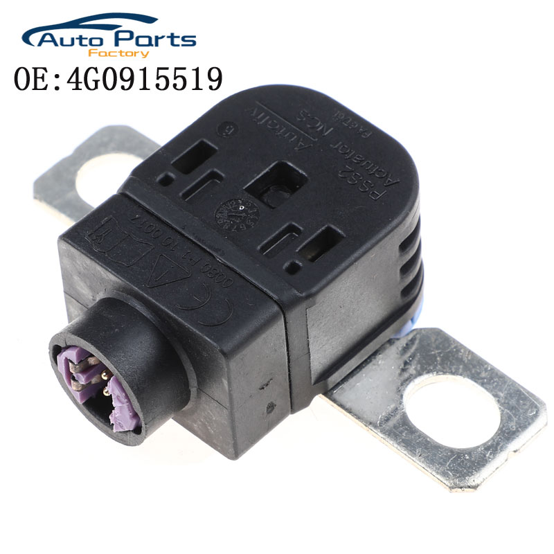 New Battery Disconnect Fuse Box Overload Protection Pyrofuse Pyroswitch PSS-2 For V W Audi A6 A8 Q3 Q5 Q7 S6 4G0915519