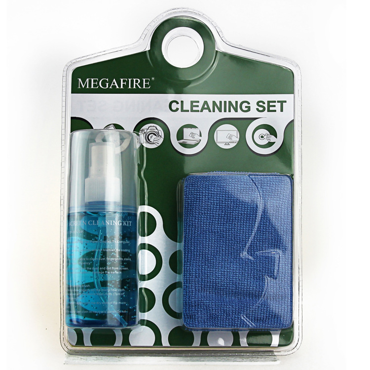 Cell Phone Cleaner Computer Screen Cleaner Cleaning Cloth Laptop Digital Cleaning Two Piece Set Wholesale
