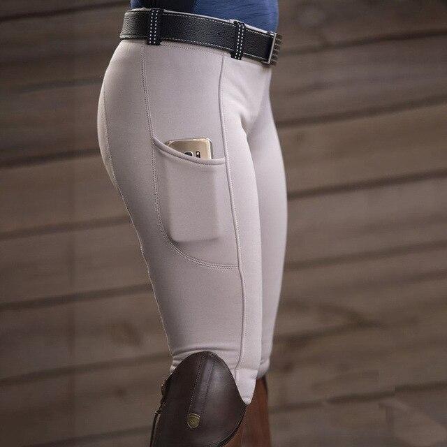 Perfect Fit  Equestrian Racing Pants  4
