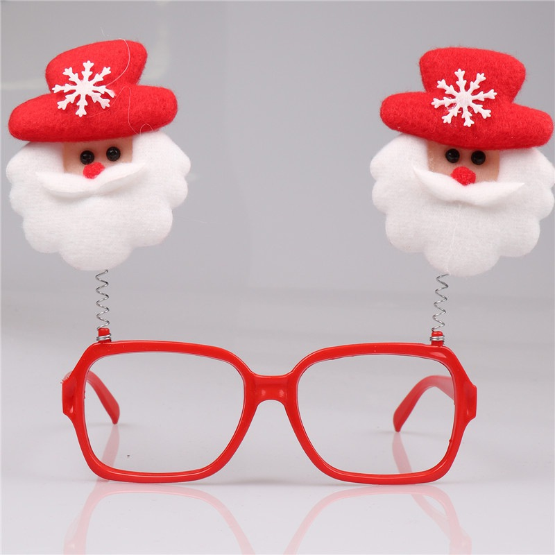 Adult Kids Christmas Xmas Novelty Headband Hats Glasses Reindeer Santa Party
