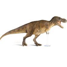 Rebor GNG tyranozaur t-rex dinozaur 1:35 zabawkowy Model klasyczne zabawki dla chłopców