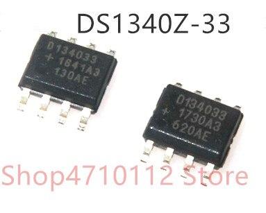 10PCS/LOT DS1340Z-33+ DS1340Z DS1340 D134033 SOP-8
