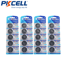 20pcs/pack CR2430 Button Batteries 3V CR 2430 DL2430 BR2430 KL2430 Cell Coin Lithium Battery  For Watch Electronic Toy Remote