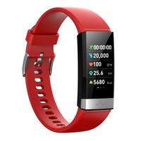 V19 Smart Bracelet ECG+PPG+HRV Heart Rate Blood Pressure Monitor Smartband Lightweight and Delicate Support for Android iOS