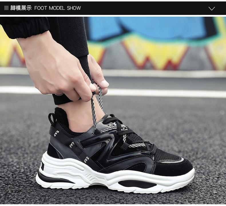 2019 mulher sapatos de corrida plataforma plana