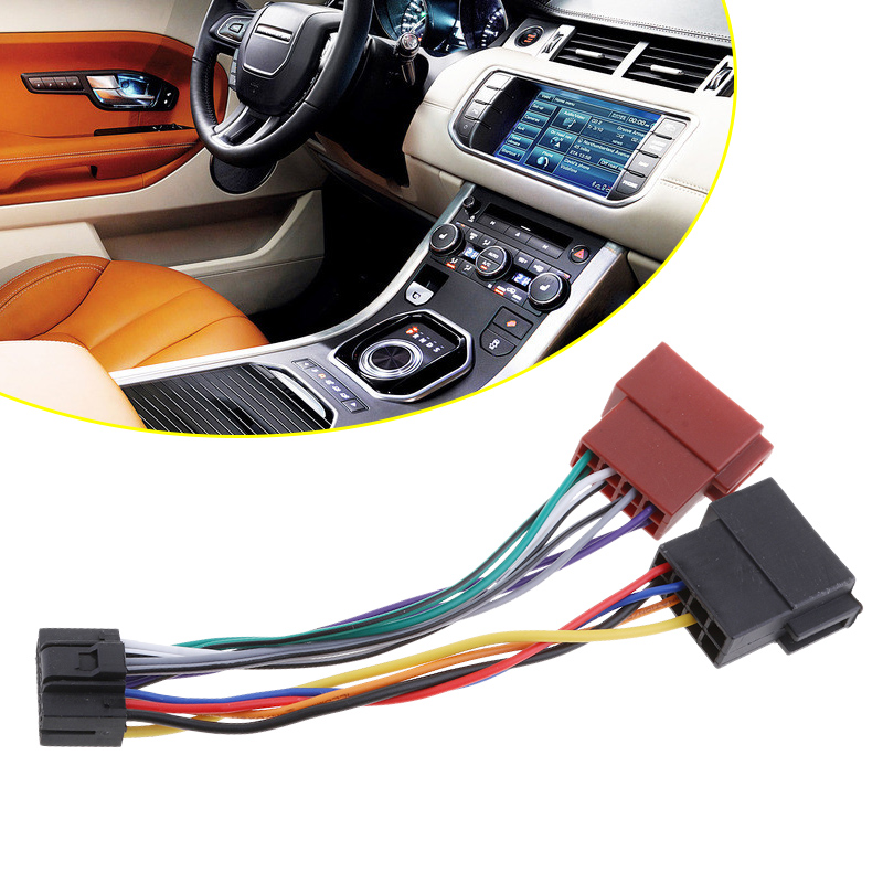 US $1.54 27% OFF|16 Pin ISO Wiring Harness Car Stereo Radio Player on jvc kd g200 wiring-diagram, jvc r330 wiring-diagram, jvc kd avx2 wiring-diagram, jvc kd avx1 wiring-diagram, jvc cd player wiring-diagram, jvc harness diagram, jvc double din, jvc dvd head unit without screen, jvc kd sx-770 wiring-diagram, jvc kd g210 wiring-diagram,