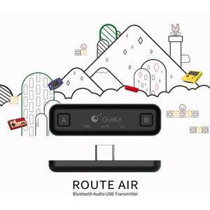 Image 3 - Bevigac NS07 الطريق الهواء بلوتوث محول الصوت اللاسلكي أو نوع C الارسال ل نينتندو سويتش ، سويتش لايت ، PS4 ، PC