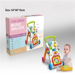Многофункциональная прогулочная коляска, обучающая детская игрушка, детская коляска для ползания