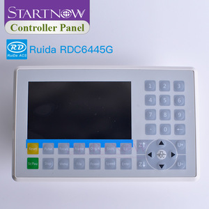 Image 3 - Laser DSP Control Board System CO2 Laser Controller Ruida RDC6445G RDC6445 Laser Machine CNC Cutting Display Panel Replace 6442G