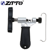 купить ZTTO Carbon Steel Portable Chain Breaker Splitter Cutter Repair Removal Tool for MTB Mountain Bike Road Bicycle дешево