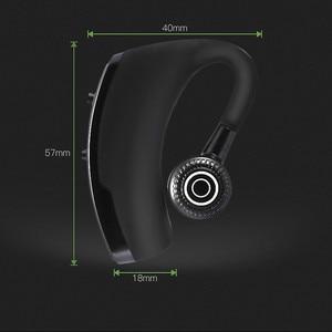 Image 5 - V9 Draadloze Voice Control Muziek Sport Bluetooth Handsfree Business Oortelefoon Bluetooth 4.1 Hoofdtelefoon Noise Cancelling Headset