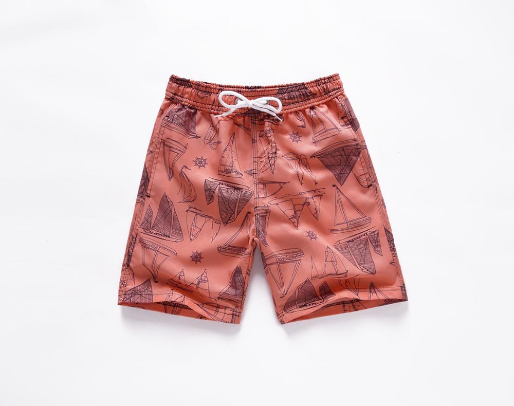 Summer Boy Shorts Beach Swimming Shorts Fast Dry Baby Boys Shorts Children Kids Pants Swimwear Trunk Teenage Plus Size 3