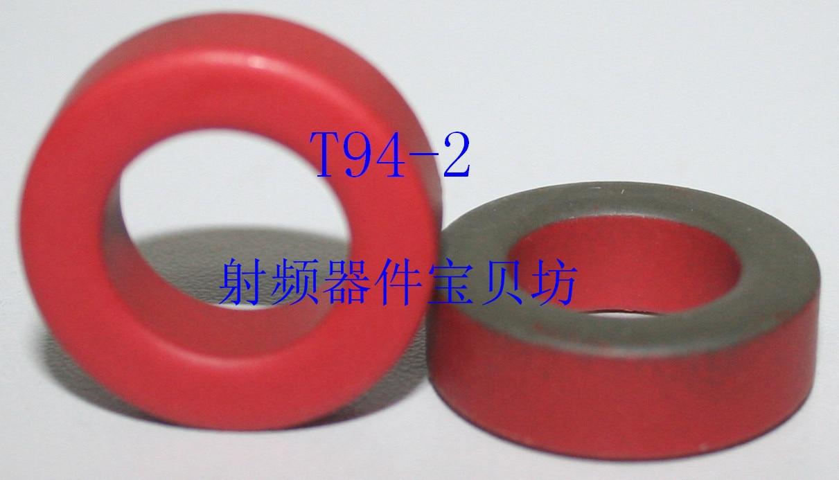 RF Iron Powder Toroidal: T94-2