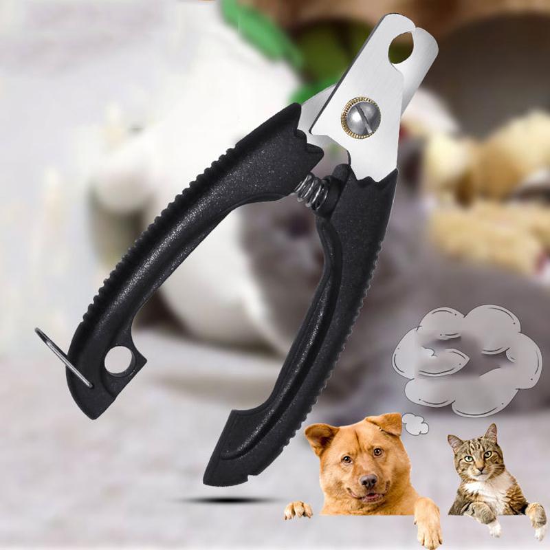 Cortador de uñas para perros y gatos profesionales 8