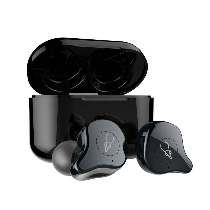 Original Sabbat E12 Ultra Bluetooth 5.0 Wireless Earbuds HiFi Stere Headset Sports Earphones with Fast Charging Case for Running image