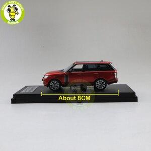 Image 2 - 1/64 LCD ช่วง SUV Diecast รุ่นของเล่นเด็กของขวัญ