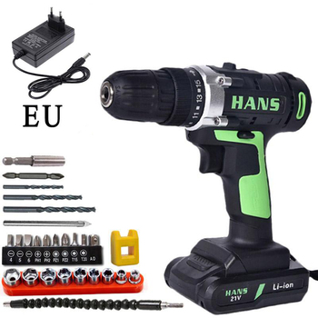 Bit Electric drill Magnetizer Cordless Impact Hand Screwdriver Rechargeable
