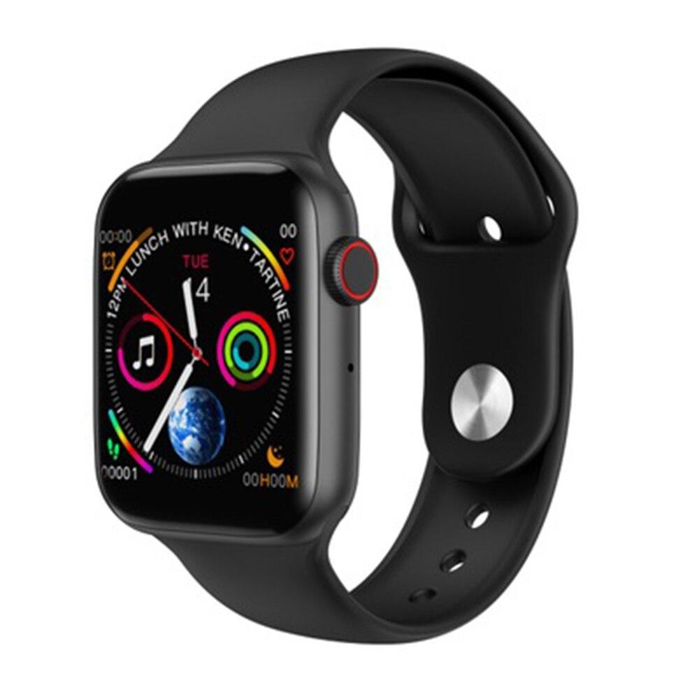 Reloj inteligente W34 con Bluetooth y monitorización de la frecuencia cardíaca ECG, reloj deportivo, reloj inteligente para Apple iOS, reloj inteligente Android para mujer