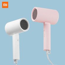 Original XIAOMI MIJIA Anion Hair Dryer 1600W Professinal Electric Dryer Hair Hammer Quick Dry Portable Travel Foldable Hairdryer