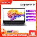 Ноутбук HUAWEI HONOR MagicBook 14, 2020 дюйма, AMD Ryzen 5 4500U/ 4700 8/16 ГБ 512 Гб PCIE SSD FHD IPS ультрабук