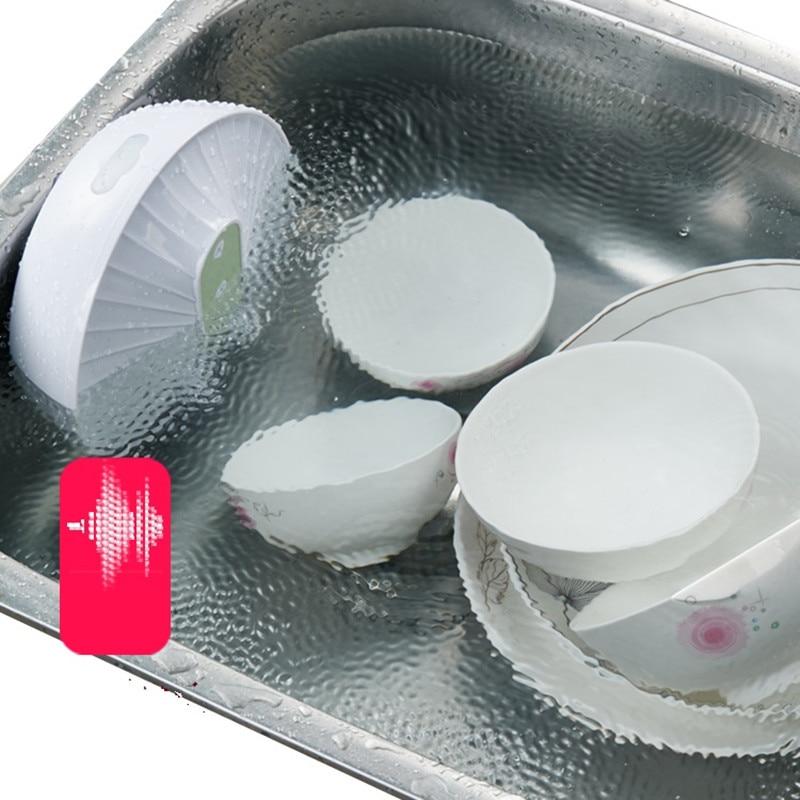 Ultrasonic Dishwasher Portable Mini Dishwashing Automatic Electric Multi Dish Vegetable Fruit Washing Machine Household