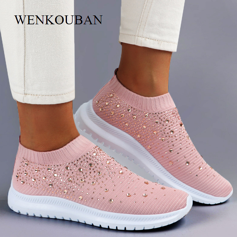 Women 's Shoes 2020 Flat Shoes Women Moccasin Shoes Summer Sneakers For Women Loafers Basket Femme Sneakers Sapato Feminino