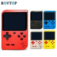 Rovtop-Mini consola Retro portátil de 400 Juegos en 1, 8 bits, Gameboy integrado, pantalla LCD a Color de 3,0 pulgadas, Game Boy