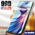 Гидрогелевая пленка 99D с полным покрытием для Huawei P Smart Z 2019 Y6 2018, Защита экрана для Huawei P30 Pro P20 Lite, мягкая пленка без стекла