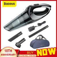 Baseus Forte Handheld Vacuum Cleaner Car Wireless 4KPa Aspirapolvere Portatile con Auto Accessori per auto/casa