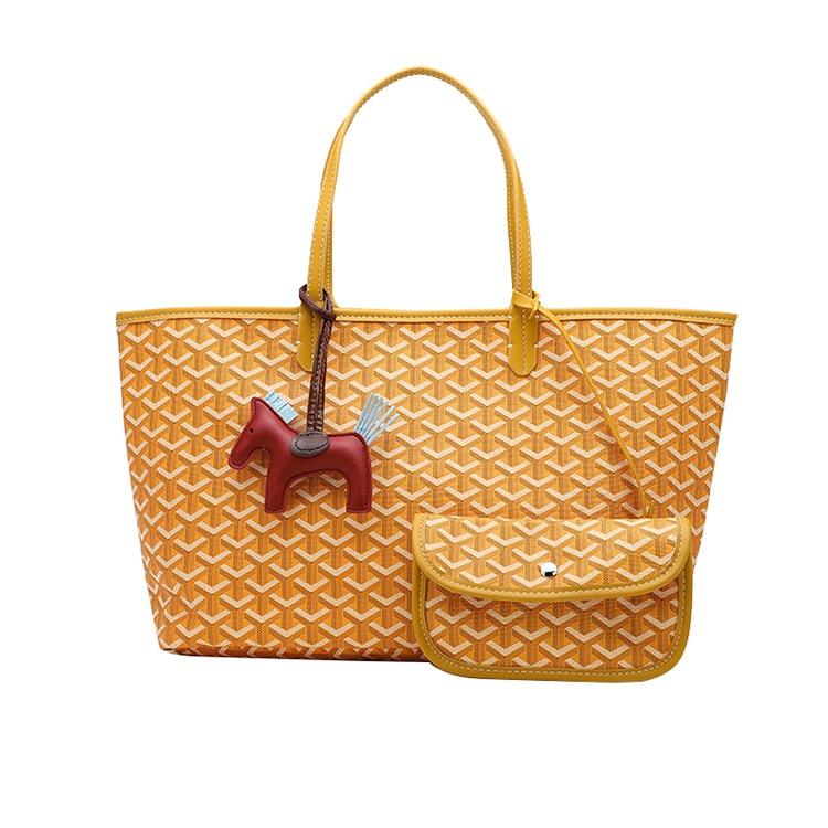 South Korea Dongdaemun Emo Dog Bag Large Size Medium Mini Vegetable Basket Bag Shopping Bag Handbag WOMEN'S Bag Large Bag
