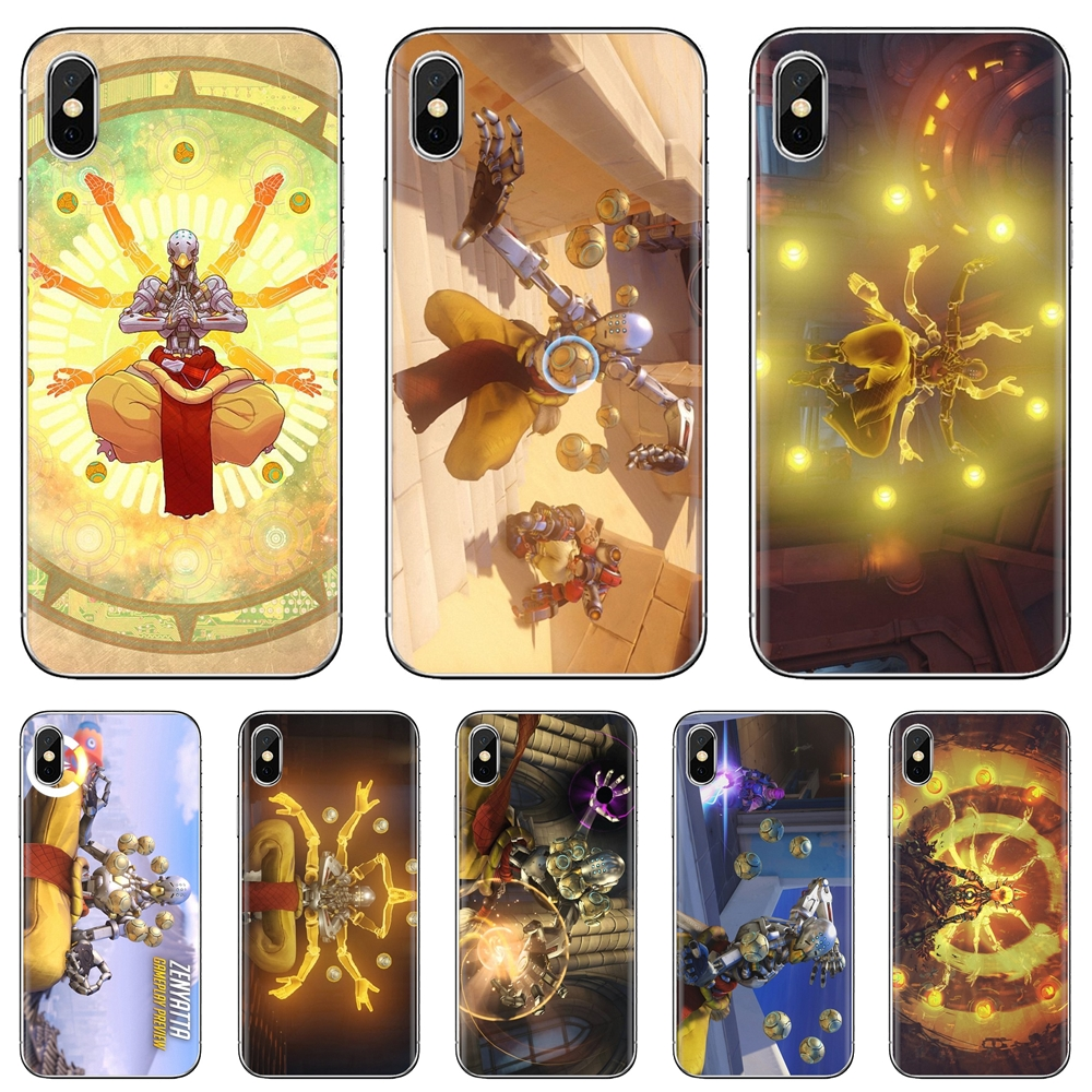 coque iphone 8 zenyatta