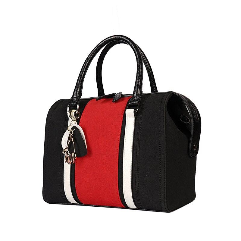 Miyaco Leather HandBag Women Messenger Bag Brand Female Handbags Designer Ladies bags 2019 Top Handle Bags