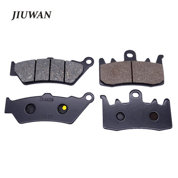 Motorcycle Front Rear Metal&Brass Alloy Motobike Brake Pad For BMW R 1200GS R1200GS Adventure R1200R R1200RS R 1200 RT 2013-2018 image