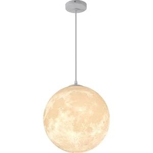 Image 5 - 3Dพิมพ์จี้ไฟNovelty Creative MoonบรรยากาศNight Lightโคมไฟร้านอาหาร/บาร์แขวนโคมไฟ